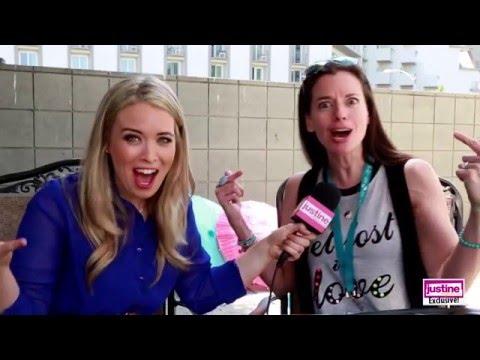 Fitnessrooms two lesbian buddies having a sweaty