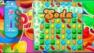 Candy Crush Soda Saga - Level 858 (No boosters)