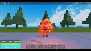 Yo vs Goku | Dragon Ball Rage| | Roblox|
