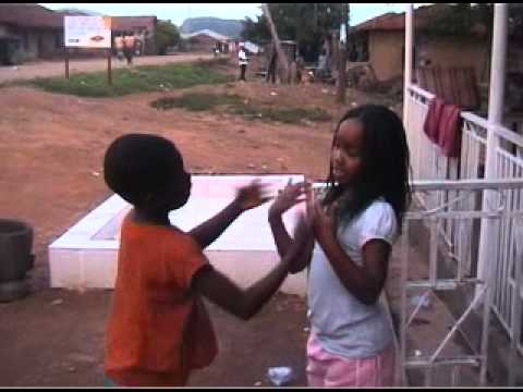 Nigerian clapping game
