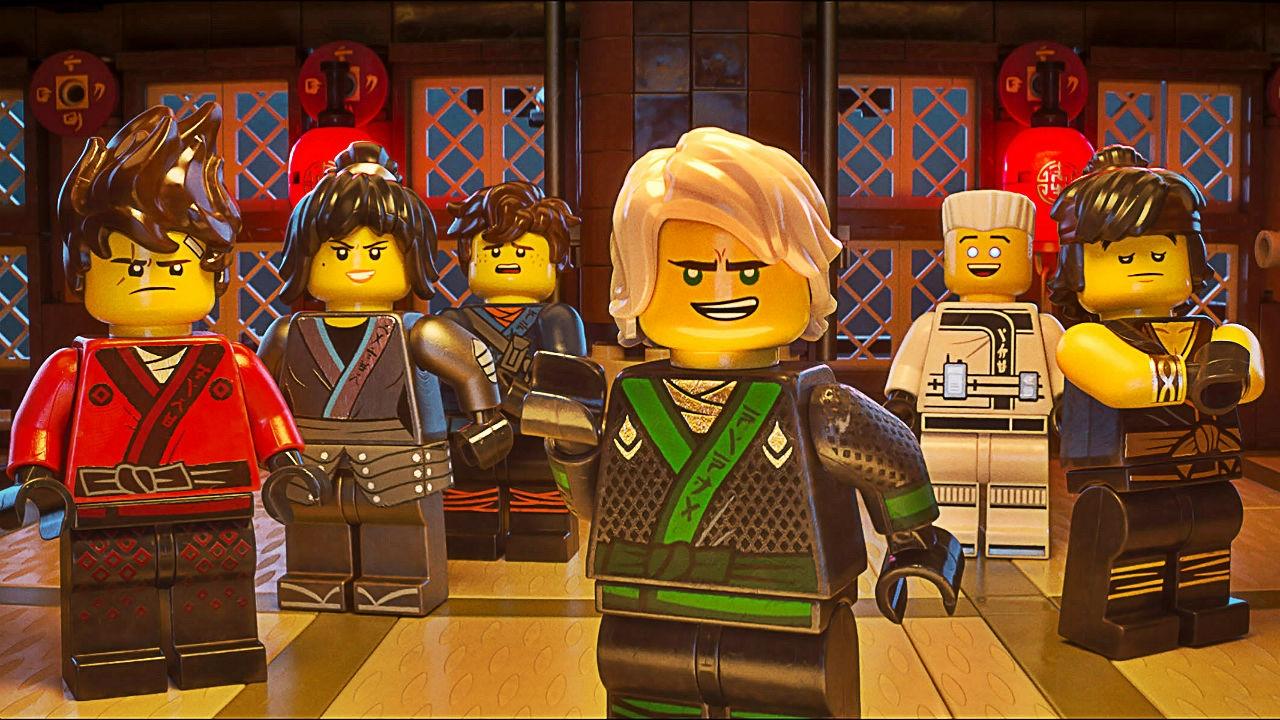 Kết quả hình ảnh cho The Lego Ninjago Movie (2017)