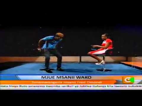 Mjue Msanii Wako: Fred Omondi