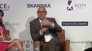 CEE Summit Panel Discussion: Innovation, Technology & Real Estate
