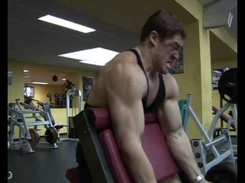 6'4 MUSCLE GIANT: TALL MAN TRAINING TIPS