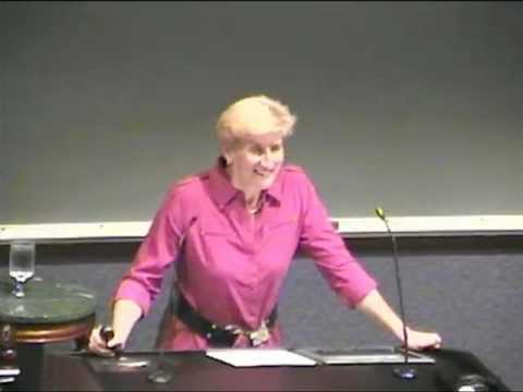 A Last Lecture by Joy Pahl (Business Administration)