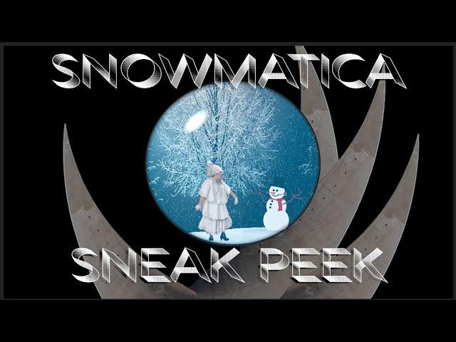 SNOWMATICA Sneak Peek