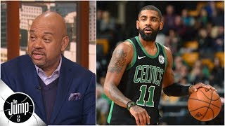 Should the Celtics be open to trading Kyrie Irving?   The Jump