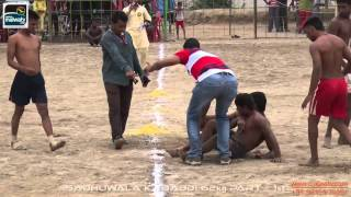 SADHUWALA (Ferozepur) kabaddi Tournament Sep-2014 (HD). Part 1st.