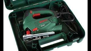 Ручной электролобзик Bosch PST 650 (ОБЗОР)