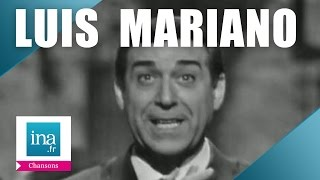 "Luis Mariano ""La belle de Cadix"" (live officiel) - Archive INA"