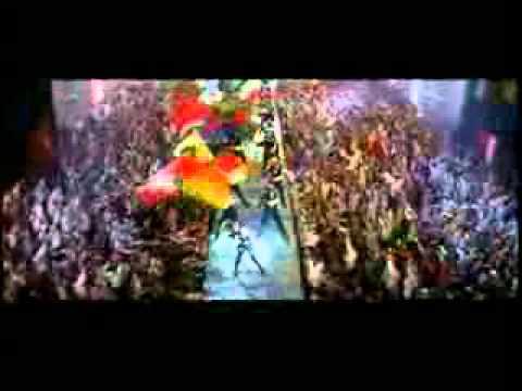 KAALE KAALE BAAL GAAL GORE GORE RAVINA TANDON FROM ZIDDI - YouTube.flv