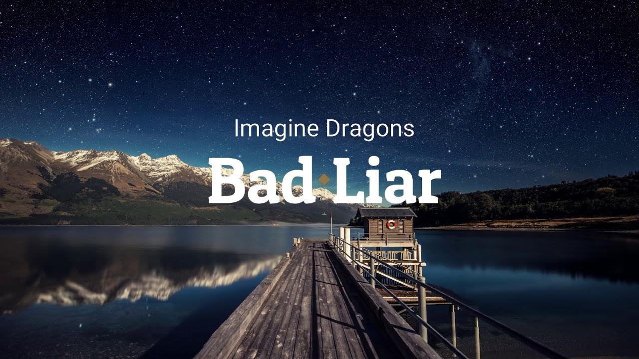Imagine Dragons Bad Liar 1 Hour Youtube
