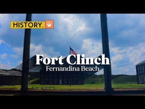 History And Nature Meet At Fort Clinch State Park   Fernandina Beach, Florida