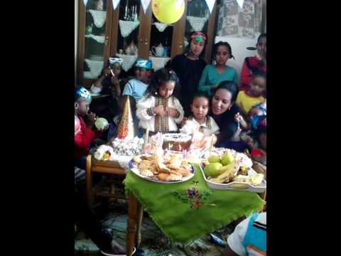 Ethiopian Children Birthday Party