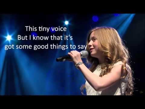 Lexi Walker - Tiny Voice lyrics