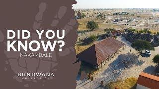 Historical Landmark In Northern Namibia - Nakambale Museum