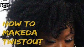 How To| Makeda Twistout