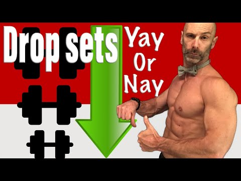 Do Drop Sets Build Muscle Size Faster Than Normal Sets