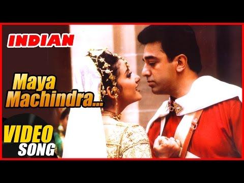 maya-machindra-video-song-|-indian-tamil-movie-|-kamal-haasan-|-manisha-koirala-|-ar-rahman