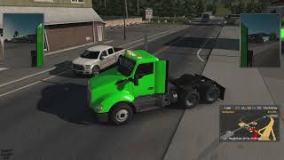 American Truck Simulator | Get the Job with the Owned Truck