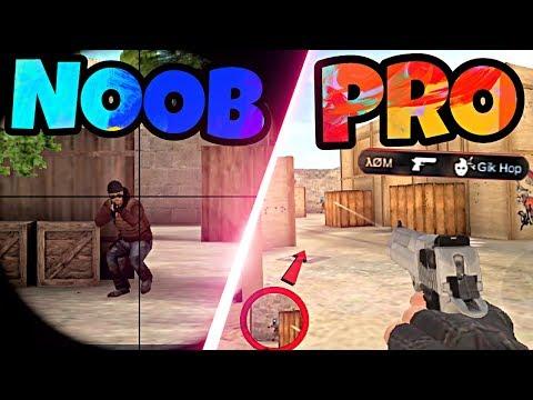 STANDOFF 2  NOOB vs PRO FUNNY & WTF MOMENTS