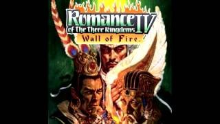 Romance Of The Three Kindgoms IV : Wall Of Fire - Complete Sega Saturn Soundtrack