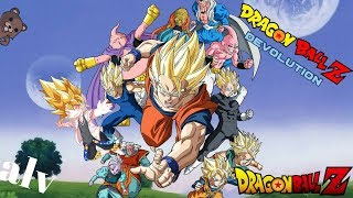 dragon ball z devolution (saga majin boo -1)