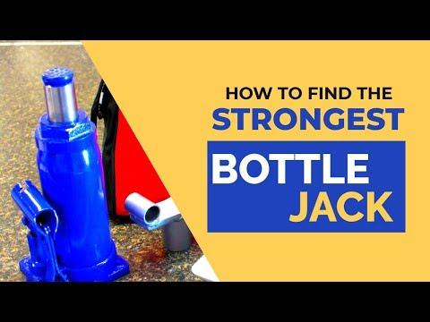 ᐉ 10 Best Bottle Jacks Reviewed & Rated (September 2019