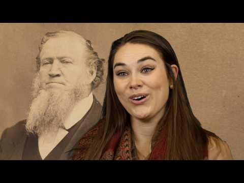 Little Known Facts About Brigham Young (My Great Great..Grandpa)
