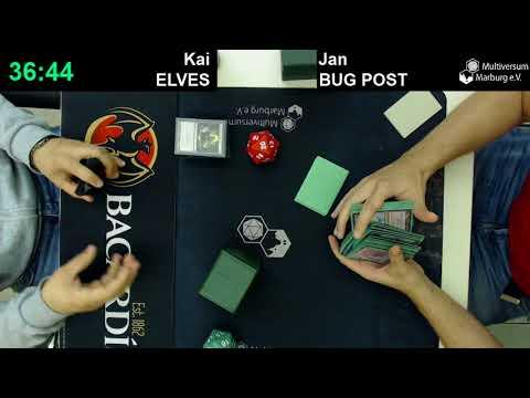 Legacy 2017: Elves vs BUG Post