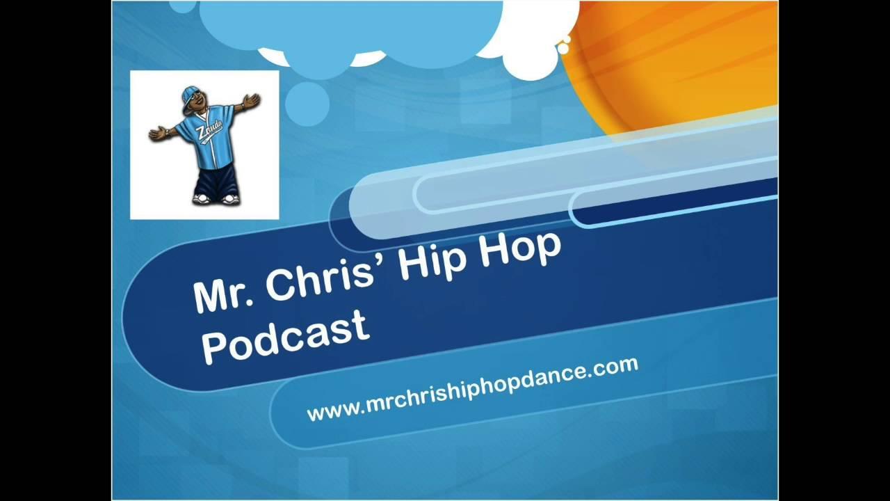 Mr Chris Hip Hop Manual