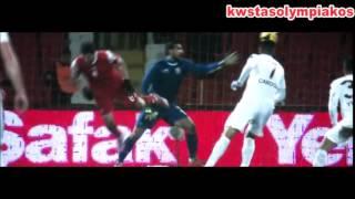 Oscar Cardozo - Welcome To Olympiacos F.C.