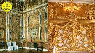 Decades After It Was Stolen By The Nazis, Treasure Hunters May Have Found The Priceless Amber Room