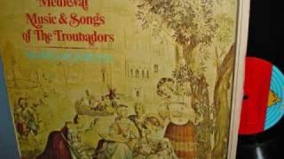 MEDIEVAL TROUBADOR MUSIC MUSICA RESERVATA