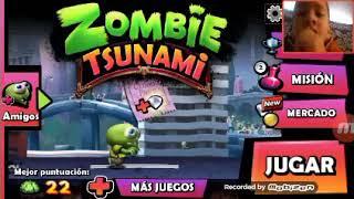 Zombie tsunami que trol