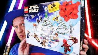 LEGO STAR WARS ADVENTSKALENDER 2018 Unboxing