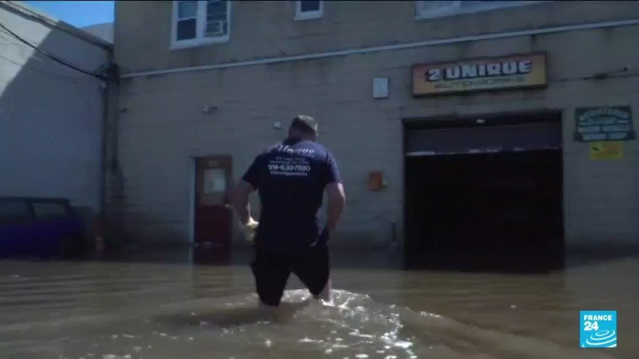 Download États-Unis : la tempête Ida sème le chaos à New York et sa région, au moins 44 morts