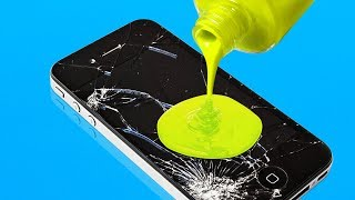 18 EPIC PHONE CRAFTS AND HACKS