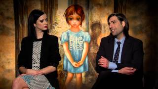 The Cast of 'Big Eyes' Talk Art