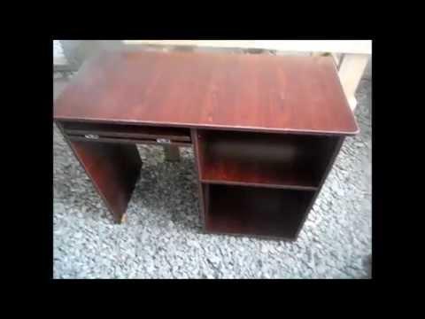 Мебель своими руками.  Парта-компьютерный стол./Furniture with his own hands. Part-computer table