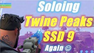 Soloing Twine Peak SSD 9