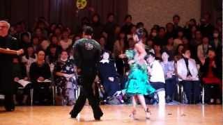2012第13回プロフェッショナル統一全日本ダンス選手権大会