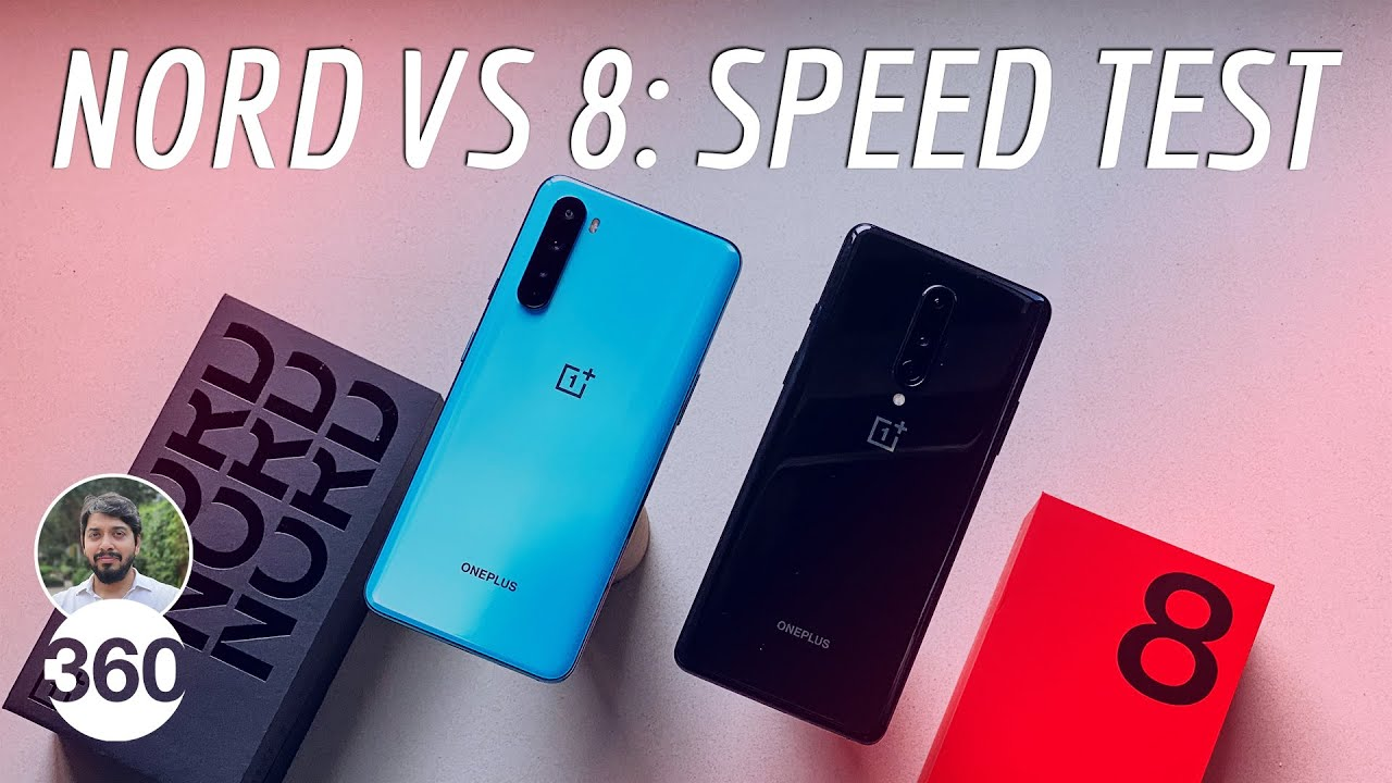 OnePlus Nord vs OnePlus 8 Speed Test: Can the Nord Do the Impossible? - Gadgets 360