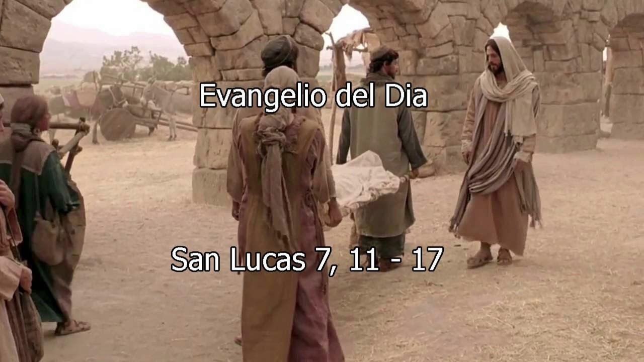 Evangelio del Día. Martes 18 de Septiembre.