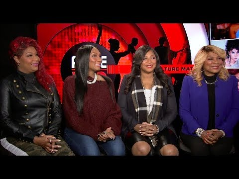 The Braxtons Share With Us Their Family Values!