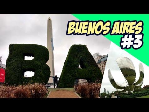 Dia#3 - City Tour em Buenos Aires com quase tudo!