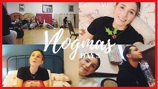 FINAL DAY IN THE REHEARSAL ROOM! | VLOGMAS 3 | Georgie Ashford