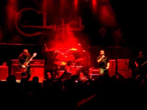 Clutch - La Curandera  Columbus, Oh 11/10/2010