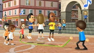 Wii Party - Pair Minigames Advanced Difficult| Cartoons Mee