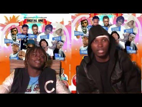 Freeman & Celcius - Summer fiesta 2016 (Promo) Zimdancehall